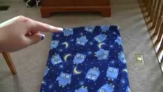 How to make: a Guinea Pig cage liner!