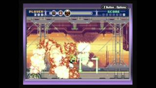CGRundertow - GUNSTAR SUPER HEROES for Game Boy Advance Video Game Review