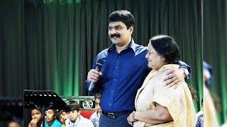Live for Christ - Shalom Worship Centre Inauguration by Bro Anil Kumar