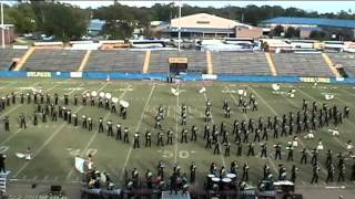 Sulphur Marching Festival | Pasadena Memorial HS Marching Band 2012