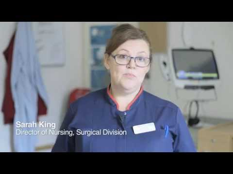 Career Opportunities In The Surgical Division At Worcestershire Acute Hospitals NHS Trust.