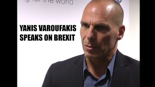 Yanis Varoufakis offers some advice to the UK government on their Brexit negotiations with the EU