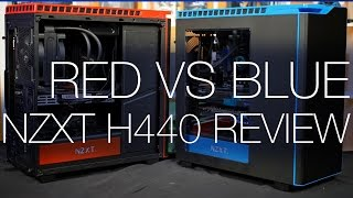 NZXT H440 Limited Edition Colors Unboxing and Review - Unpacked