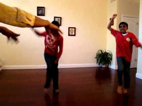 Naane Indhiran - Bharat and Santosh!