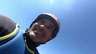 Rider Pedro Vidal takes the GIN Marabou 6mt (930 grams) for a spin and expresses his opinion.