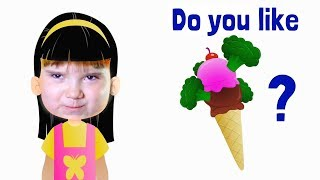 Do You Like Broccoli Ice Cream Super Simple Songs for baby