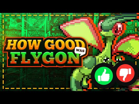How Good Was Flygon?