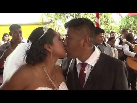 Boda Francisco y Zenaida