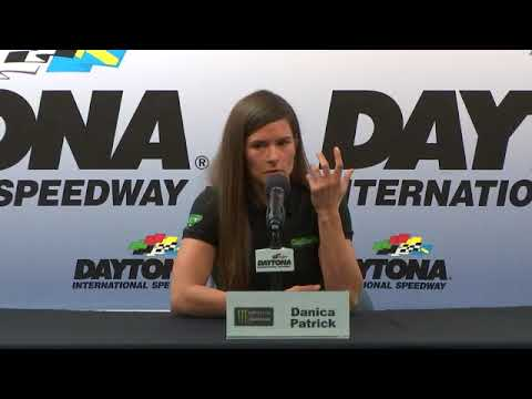 Q&A with Danica Patrick and ARCA announcement