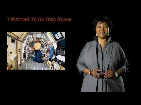 Mae Jemison: I Wanted To Go Into Space