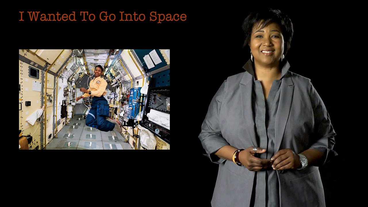 Mae Jemison I Wanted To Go Into Space