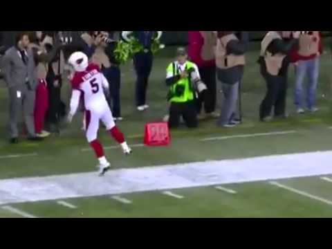 Drew Stanton & Carson Palmer Feel Like Dancing