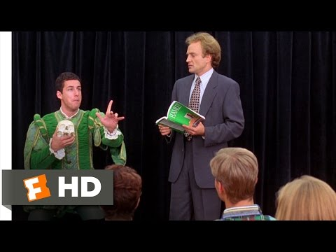 Billy Madison (8/9) Movie CLIP - The Academic Decathlon (1995) HD