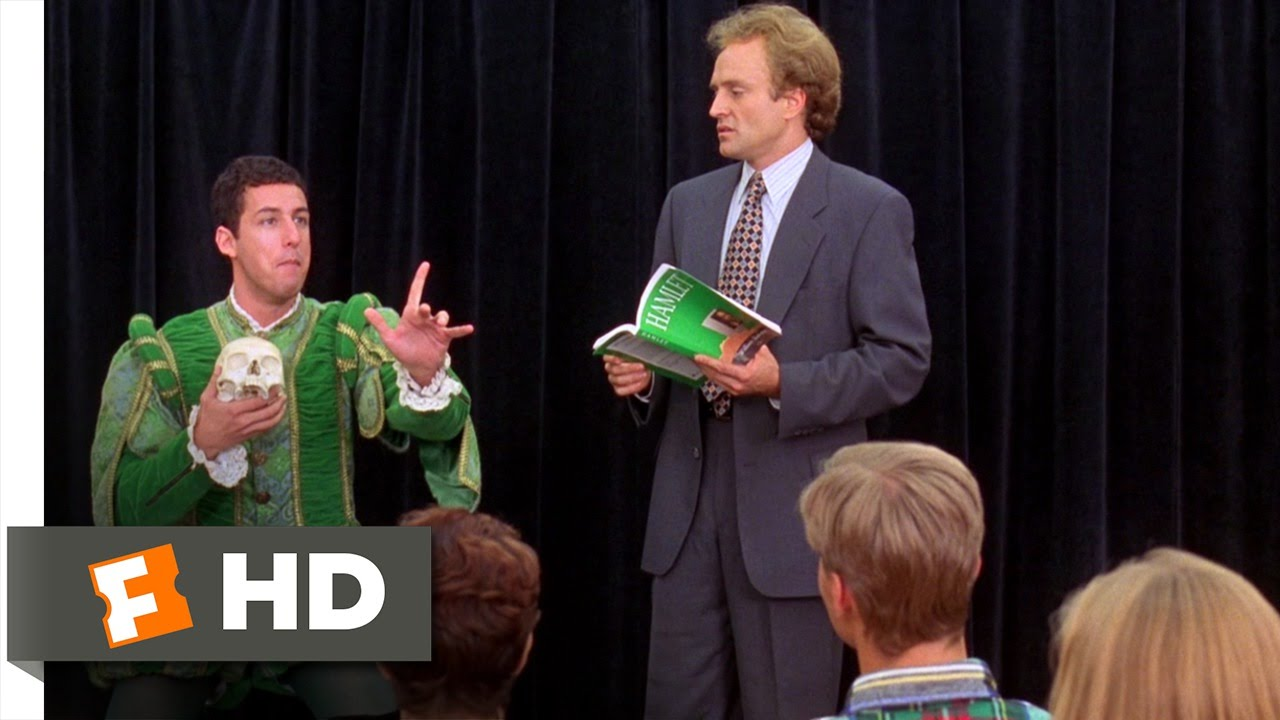 Billy madison learning spanish