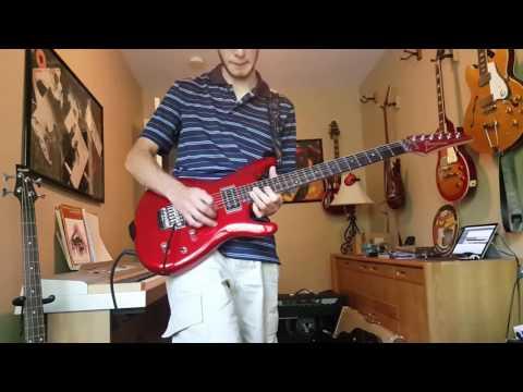 Satriani Jam (Improv)