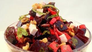 Beet Salad   Pescafoodie ⚓ Episode 30