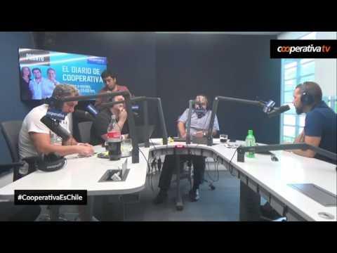 La bienvenida a Aldo Schiappacasse en el Show de Al Aire Libre