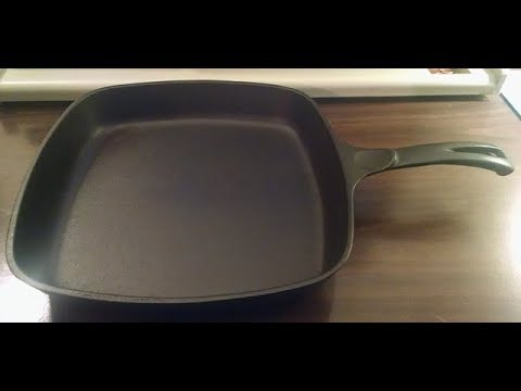 How to Pack Large Fragile Items Sold on eBay Like a Cast Iron Square Skillet!