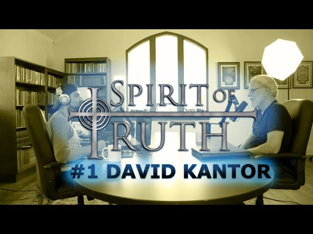 Spirit of Truth #1 David Kantor