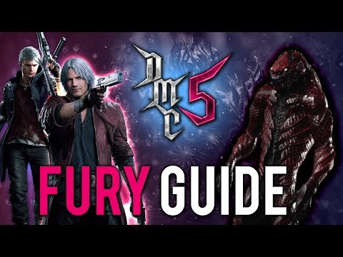 Devil May Cry 5 - Fury - Enemy Guide thumbnail