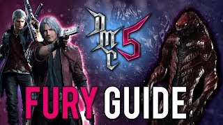 Devil May Cry 5 - Fury - Enemy Guide
