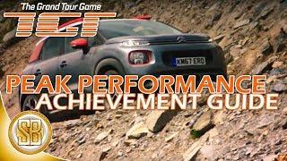 The Grand Tour Game - Peak Performance Achievement (Grand Tour Game - Peak Performance Trophy Guide)