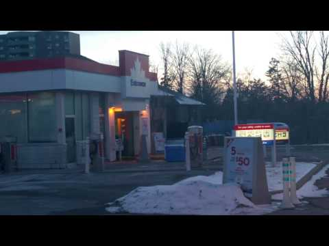 Review of the Petro Canada Car Wash in Richmond Hill Ontario