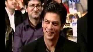 Sajid Khan Joking with SRK & Rani Mukherjee at Screen 2005