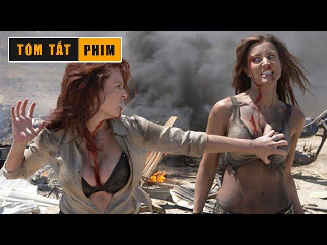 Review Phim: Khi nữ Quân Nhân thực chiến với nhau sẽ như thế này ư? | Tóm Tắt Phim