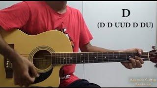 Kabira - Guitar Chords Lesson+Cover, Strumming Pattern, Progressions