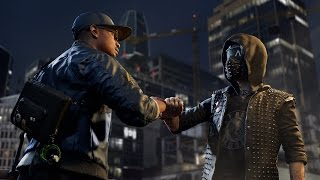 Watch_Dogs 2 - Trailer de gameplay E3 2016