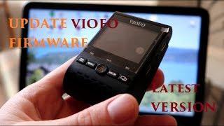 Viofo || How to Update Firmware || Viofo A129, Viofo A119