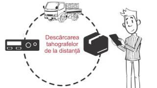 Descărcare tahograf digital