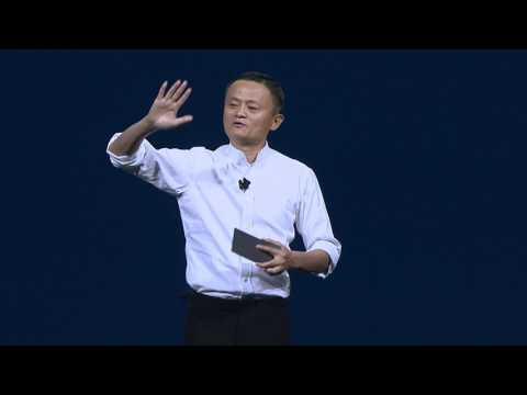 Jack Ma on the China Opportunity at Gateway '17