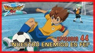 Inazuma Eleven Go Chrono Stones - Episodio 44 español «¿Nuestro enemigo es Fei?» thumbnail