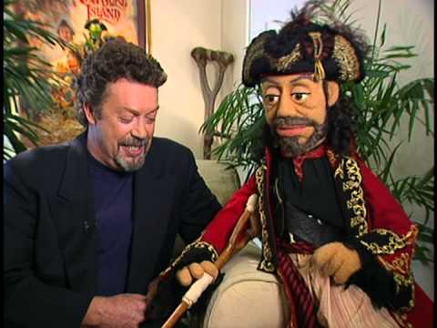 Muppet Treasure Island Commentary Hidden Treasure Video: Tim and Him - YouTube