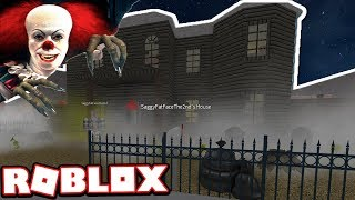 THE 'IT' HAUNTED MANSION!!! | Subscriber Tours (Roblox Bloxburg)