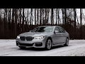 2017 BMW 750i Review! | The Car That Responds To Your Wiggling Finger