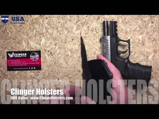 Clinger Holster Review