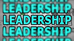 9 Tips to be a Better Leader - Leadership and Management Skills and Qualities