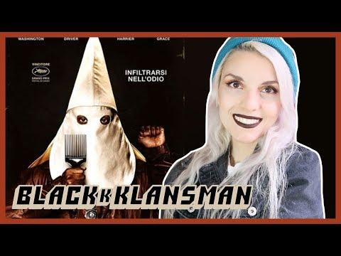 BlacKkKlansman | Recensione | BarbieXanax