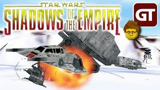 Thumbnail für Das ist lange her | STAR WARS: SHADOWS OF THE EMPIRE bei »Hey Fritz, spiel mal... | Gameplay | PC