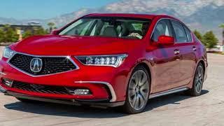 Watch NOW !!2018 Acura RLX Sport Hybrid First Test