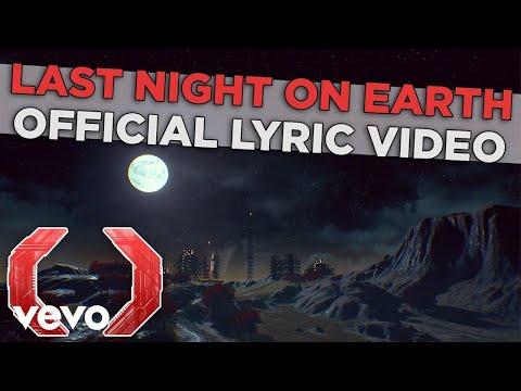 Celldweller - Last Night on Earth (Official Lyric Video)