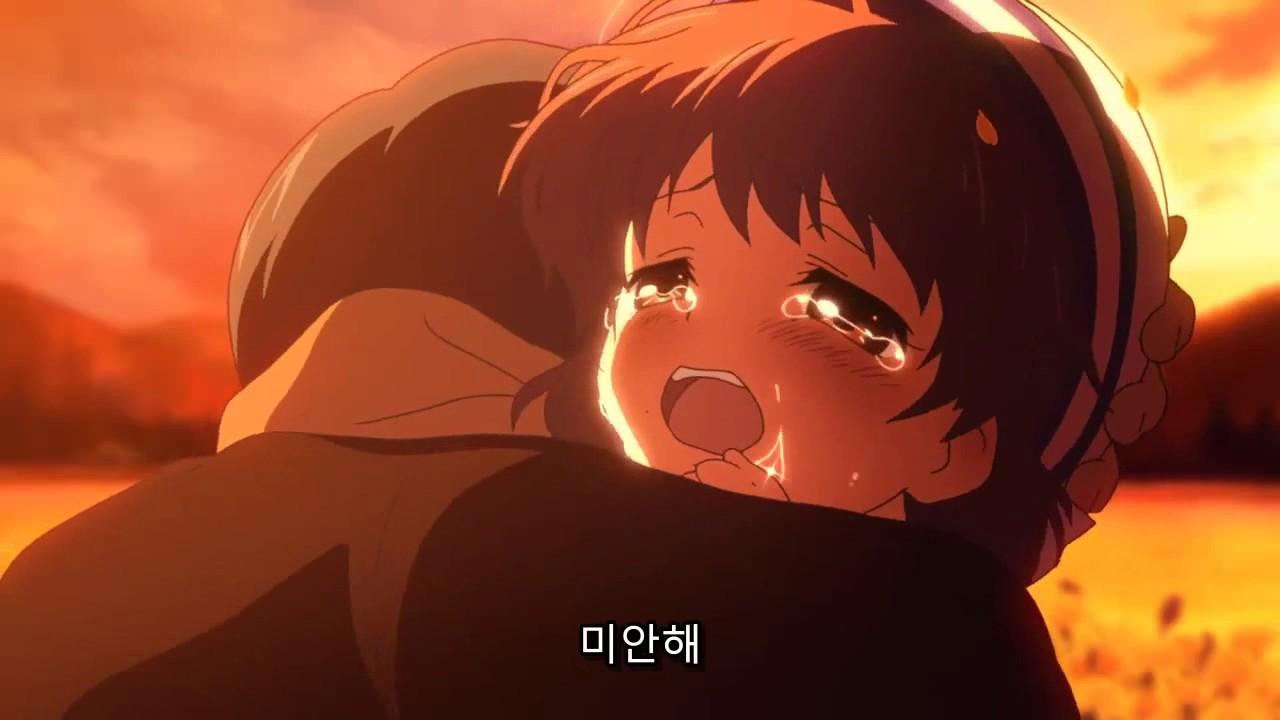 [클라나드 명장면][감동] 아빠와 딸