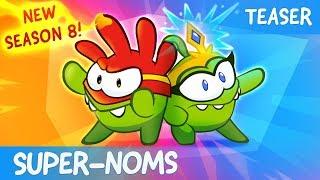 Om Nom Stories Season 8 is coming soon! (Teaser)