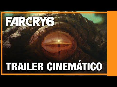Far Cry 6 - Trailer de Abertura Cinemático   Ubisoft Forward