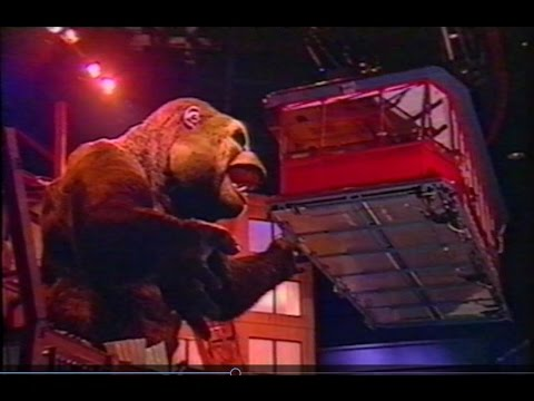 Universal Studios Florida promo VHS 1996