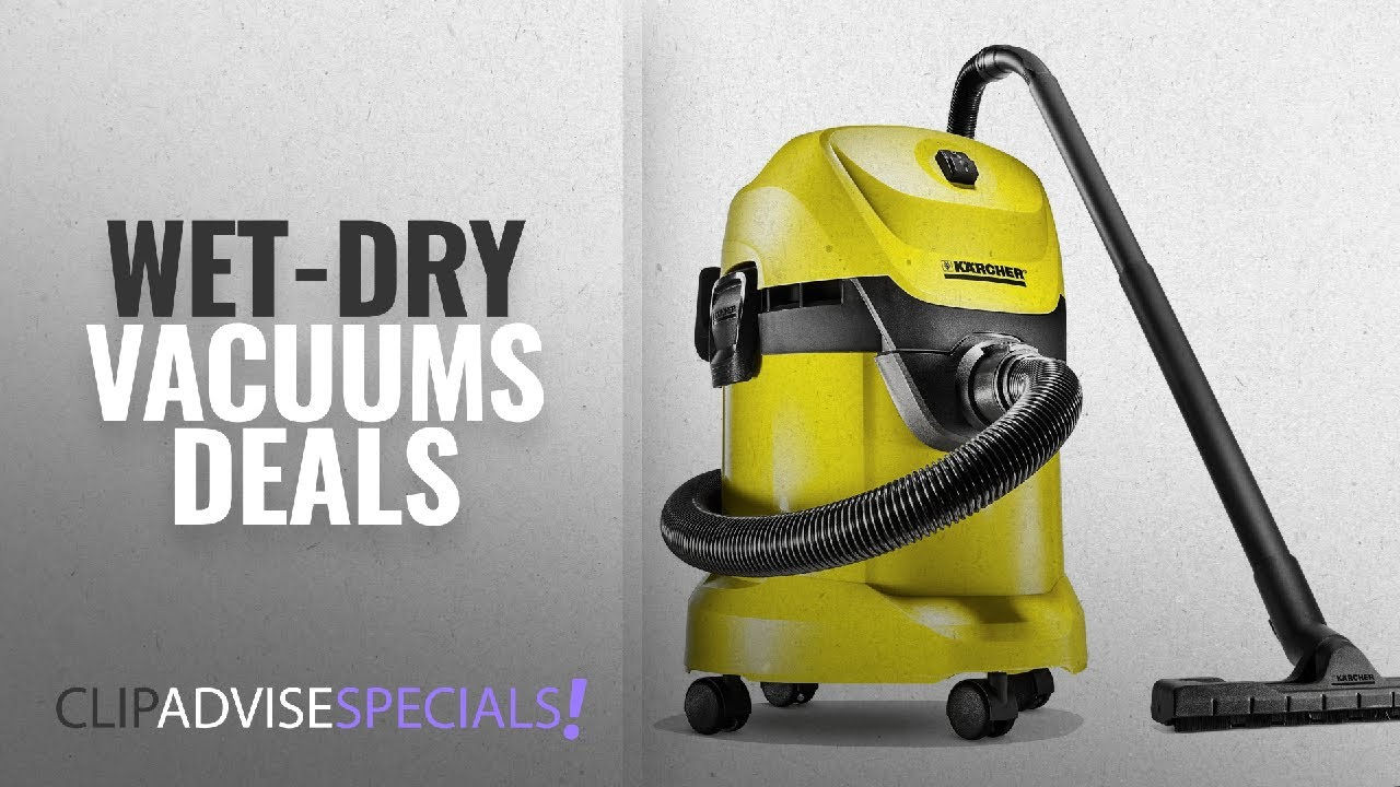 Wet Dry Vacuums On Amazon Great India Sale 2018 Karcher