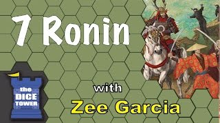 7 Ronin Review - with Zee Garcia